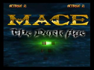 Mace - The Dark Age